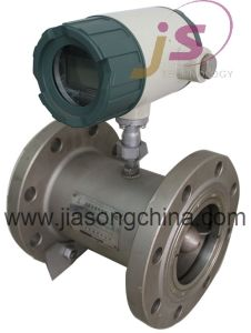 Turbine Electronic Electro Magnetic Flow Meter pictures & photos