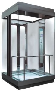 Machineroomless Glass Observation Elevator/Lift (G03) pictures & photos