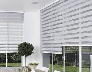 Electric Double Roller Blinds pictures & photos