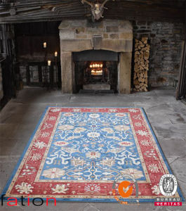 Machine Tufted Traditional Rugs Polyester Bcf Carpet pictures & photos