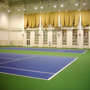 High Quality PVC Sports Flooring Inroll for Tennis Indoor in Roll pictures & photos