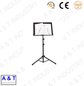 OEM Adjustable and Folding Plastic Music Book Stand Music Sheet Stand pictures & photos