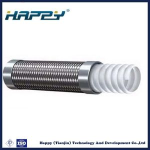 Anti Static Smooth Bore Flexible PTFE Lined Hose pictures & photos