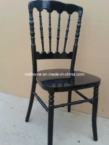 Wooden Napoleon Chair for Party pictures & photos