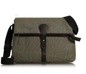 Canvas Messenger Bag (M0084) pictures & photos