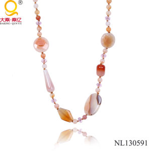 2014 Fashion Agate Necklace in China Wholesale pictures & photos