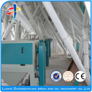 Made in China 50tpd Wheat Flour Mill pictures & photos