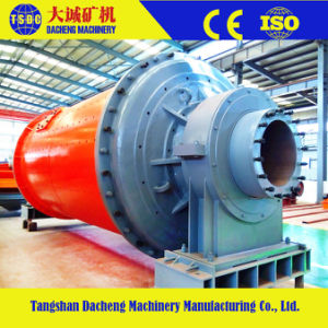 Energy Saving High-Efficiency Overflow Ball Mill pictures & photos