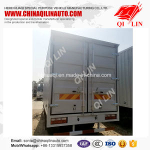 4X2 Diesel Mini Truck for Mobile Vending pictures & photos