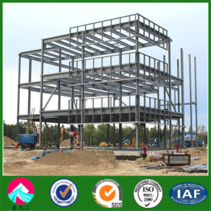 Prefabricated Frame Structure for Muli Floor Apartment/Hotel pictures & photos