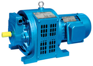Yct Series Electromagnetism Speed Regulating Copper Wire Three Phase Electric Motor