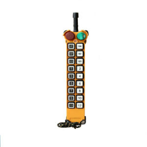 Cheap Wireless Industrial Remote Control (F21-18D) pictures & photos