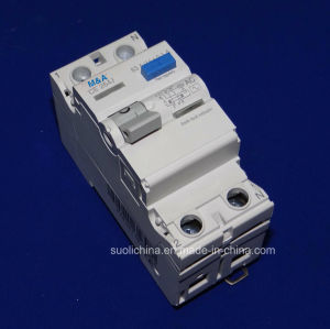 New Md-H 2p, 4p  Electromagnetic Type Residual Current Circuit  Breaker (RCD RCCB ELCB) Ce Certificates pictures & photos