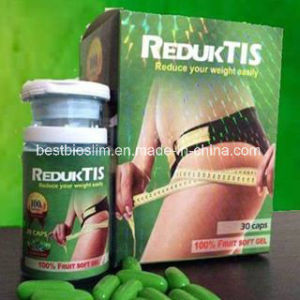 Reduktis Green Botanical A1 Slim Softgel Original Weight Loss Pills pictures & photos