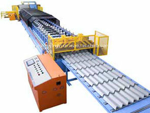 Corrugated Sheet Forming Machine---for Roof pictures & photos