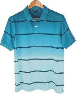 Fashion Nice Cotton/Polyester Printed Polo Shirt (P051) pictures & photos