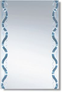 Newly-Designed Bathroom Mirror (JNA505) pictures & photos