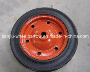 Solid Wheel 13*3 for Wb3800 pictures & photos