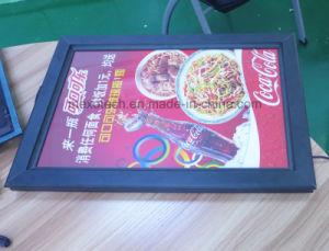 LED Backlit Snap Frame Poster Frame Menu Board Light Boxes pictures & photos