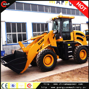 Map 2ton Mini Wheel Loader Factory with CE Certificate pictures & photos