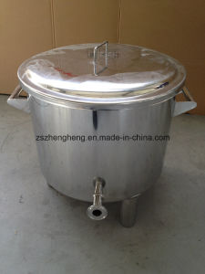 Stainless Steel Wort Grant Container pictures & photos