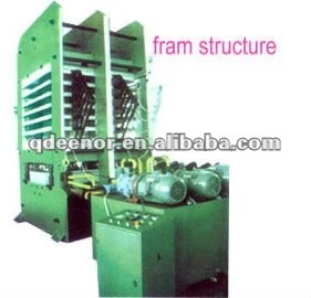 Frame Type Palte Vulcanizing Press pictures & photos