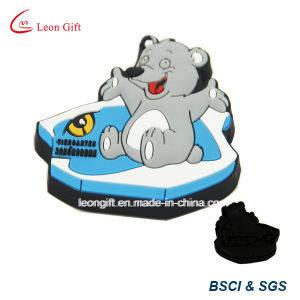 Bear / Elephant Animal Design PVC Rubber Icebox Magnet pictures & photos