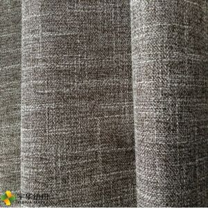 Hot Sale Bamboo Linen Like Fabric for Sofa /Home Textile/Curtain