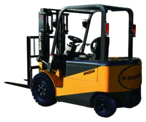 Shantui Electric Forklift Truck 3.0 Ton AC Motor pictures & photos
