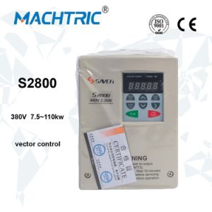 High Precision 7.5-110kw Variable Frequency Drive with Triple Phase Motor pictures & photos