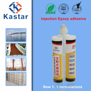 Acid Free Resin for Anchoring of Bolts for Reinforcement pictures & photos