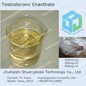 Testosterone Enanthate 250 Clear Liquid Test E Premix Oil