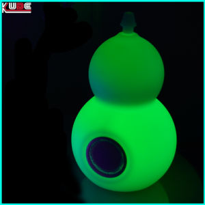 LED Colorchange Wireless LED Speaker Bluetooth with Remote Control pictures & photos