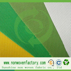China Supplier in Spunbond Nonwoven PP Fabric pictures & photos