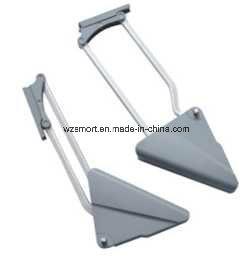 Furniture Cabinet Doubble Buffering Sliding Door Frame (SMT-A0011)