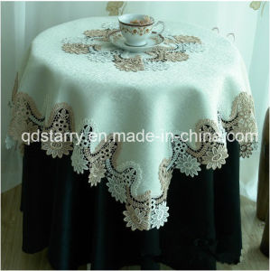 2016 New Lace Design Tablecloth pictures & photos