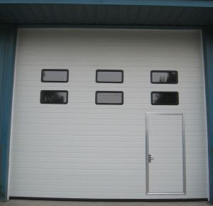 Handlifting /Automatic Industrial Gate Door pictures & photos