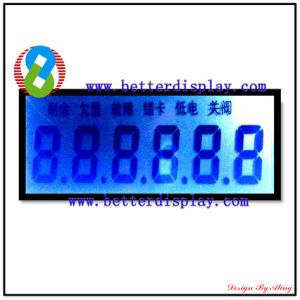 Better LCD Stn Type Characters Blue Background LCD Monitor pictures & photos