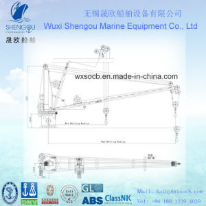 Marine Electric Slewing Crane (SMCE3)