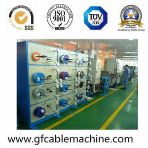 Outdoor Optical Fiber Cable 50 PLC+Ipc Loose Tube Bundling Production Line pictures & photos