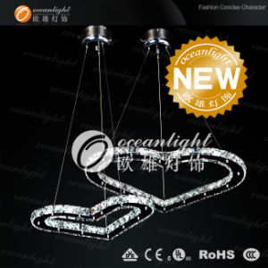 Italian high power LED modern crystal chandelier OM88033-L60 pictures & photos