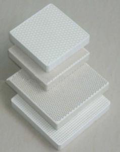 Honeycomb Ceramic Filter for Iron Casting Cordierite Ceramic Parts Tubes pictures & photos
