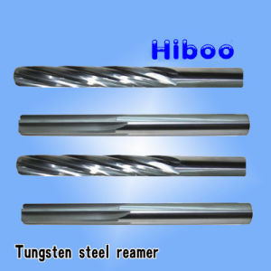 Manufacture Solid Carbide Reamers for Drilling Holes pictures & photos