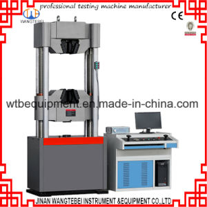 Wth-P1000L Computer Display Hydraulic Universal Testing Equipment pictures & photos
