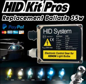 HID H13h/L Kit with Slim Ballast pictures & photos