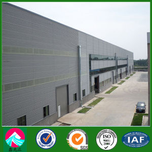 XGZ Corrugated Steel Factory Steel Workshop Building (XGZ-SSB109) pictures & photos