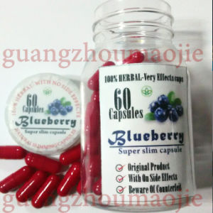 100% Natutal Blueberry Weight Loss Health Food Diet Pills (MJ-BL60 CAPS) pictures & photos