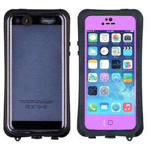 Anti-Dust Shockproof Waterproof Case for iPhone 5/5c/5s pictures & photos