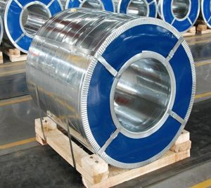 Zinc Coated Steel Coil Gi Steel From Hannstar Industry pictures & photos