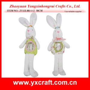 Easter Decoration (ZY13L881-1-2) Bunny Plush Easter Item pictures & photos
